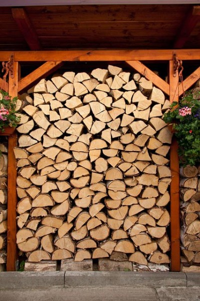 Brennholz Lagerung Tipps Rund Um Das Kaminholz Stapeln