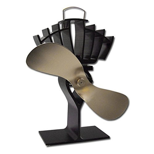 Ecofan Ventilator für den Holzofen