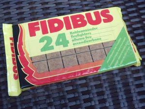 Fidibus Kaminanzünder