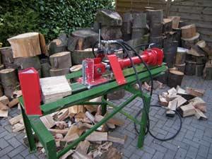 Holzspalter gebraucht