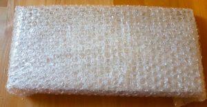 gut verpackter Schamottstein