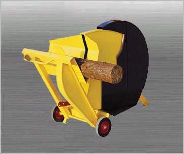 Wippsäge - Wippkreissäge für Brennholz